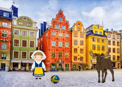 Scappate con il mese della Svezia su Farmzer!